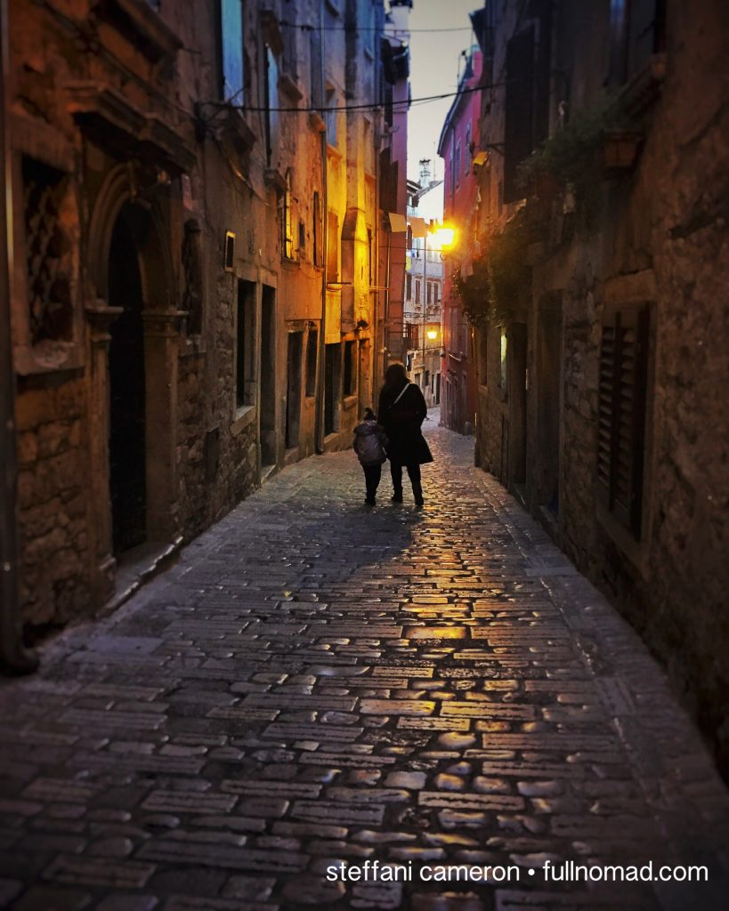 I long to return to Rovinj, too. It has a kind of magic that you only find in old, old worlds. A blend of Croatia and Italy, Rovinj stole my heart.