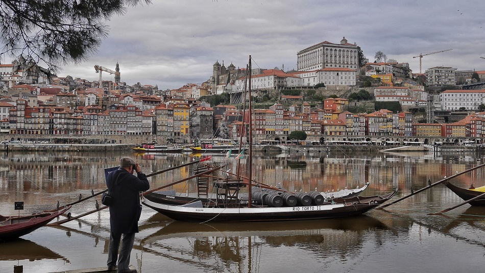 Despite rain and dreary tims, I got more great photos in Porto than any other city. I really do think it's stunning, but events conspired against me. I'll return.