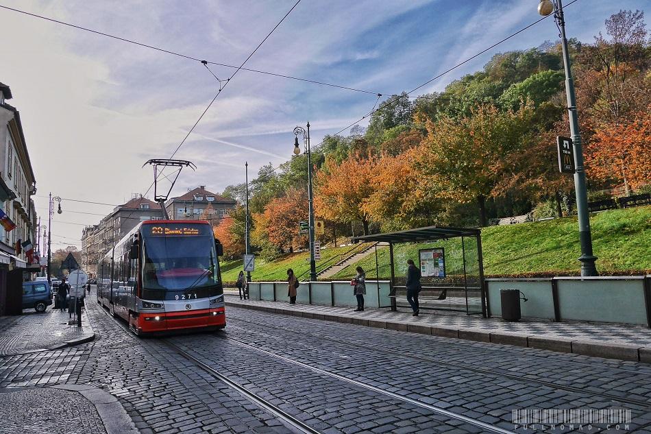 Tram_Mala_Strana_Prague