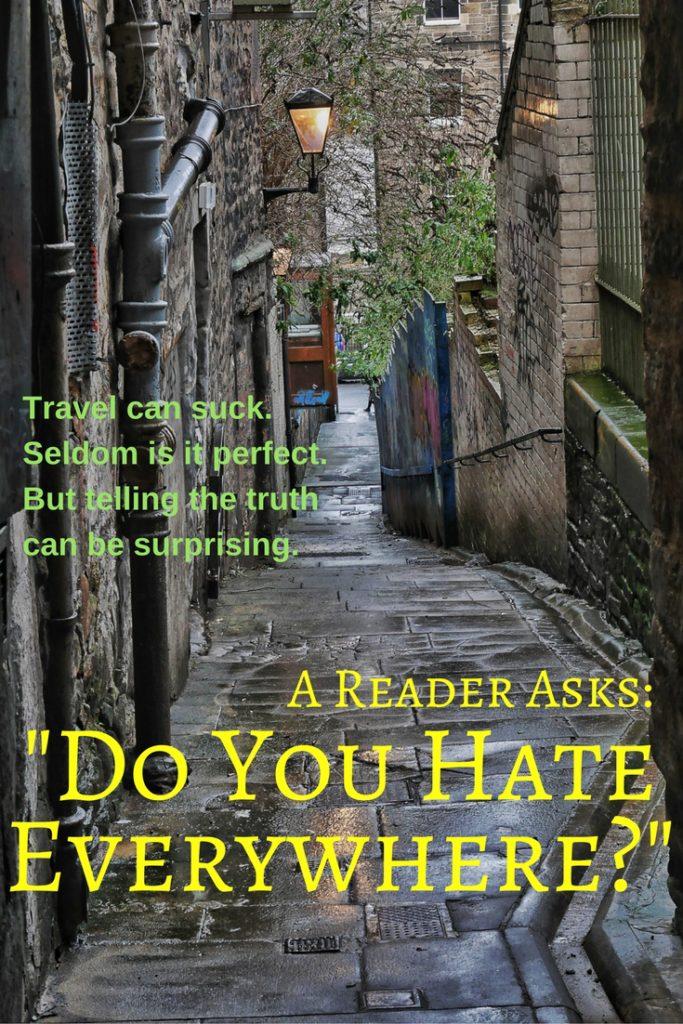 A Reader Asks-